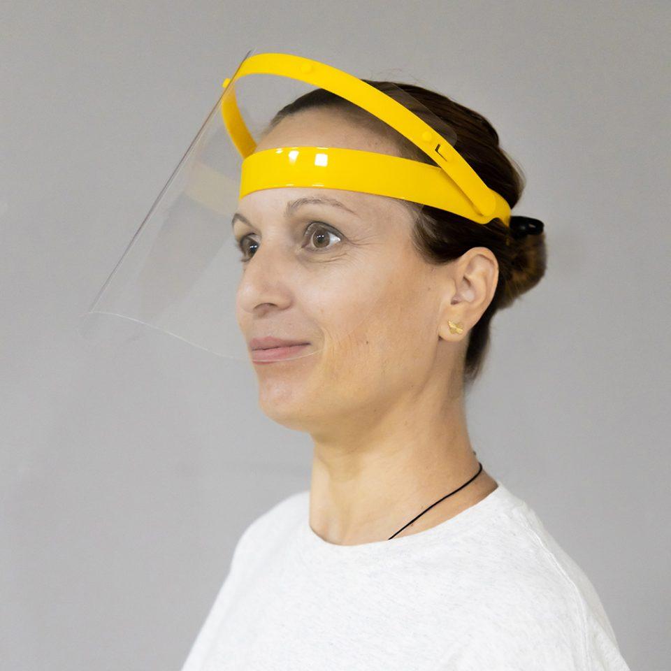 Viziera Protectie Faciala