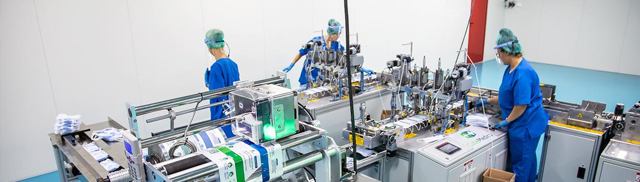 Laborator produse medicale